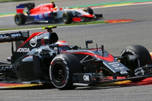 It was a disappointing weekend for Jenson Button and team McLaren.
