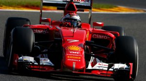 Kimi Raikkonen was disappointed with a mediocre seventh place.