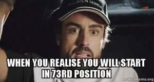 F1 Blog - Spa - Alonso