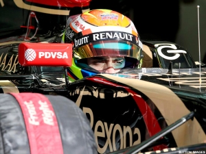 Maldonado feels confident in the team for Italy.