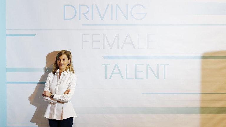 F1 Blog - Susie Wolff 2