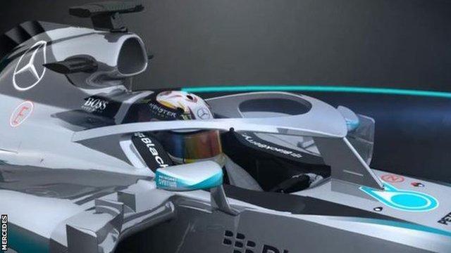 F1 Blog - Closed Cockpit