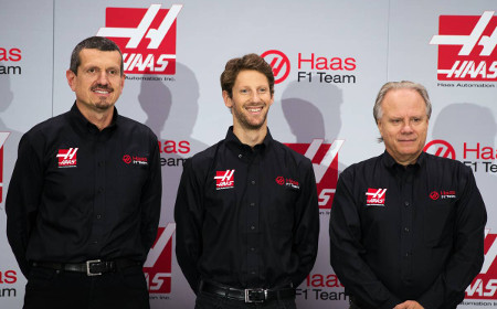 F1 Blog - Haas 2