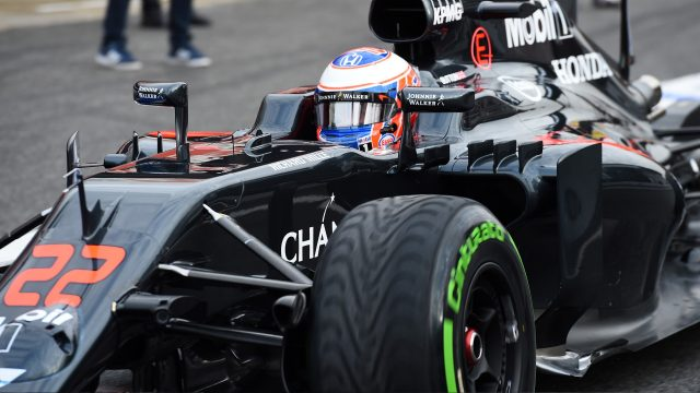 F1 Blog - Preseason testing 2