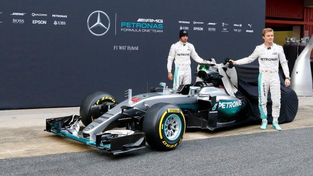 F1 Blog - Preseason testing 4