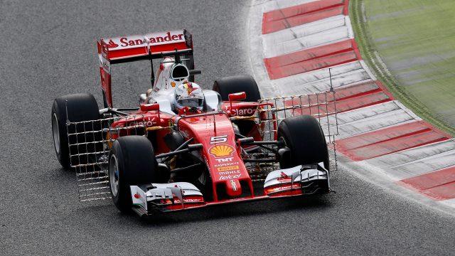 F1 Blog - Preseason testing