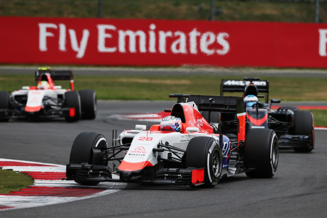 Formula One World Championship 2015, Round 9, Britisch Grand Prix