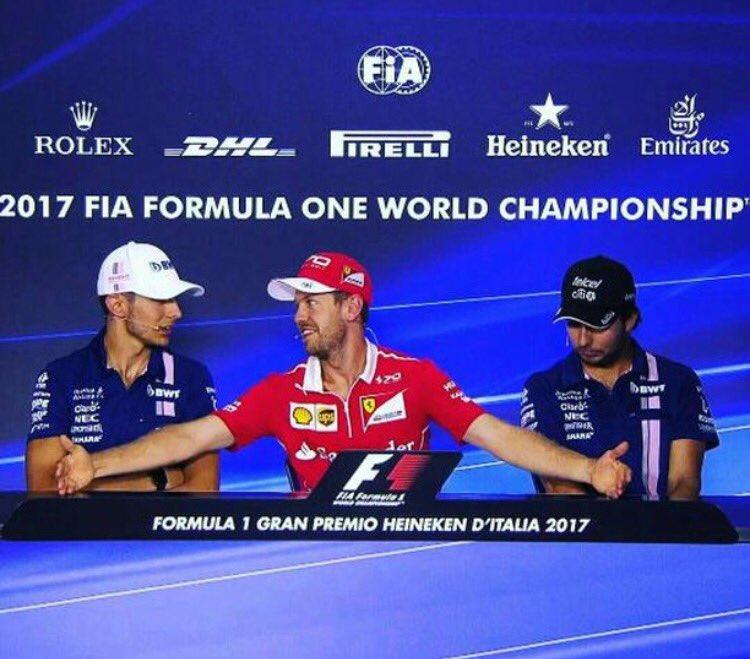 Vettel Perez Ocon blog